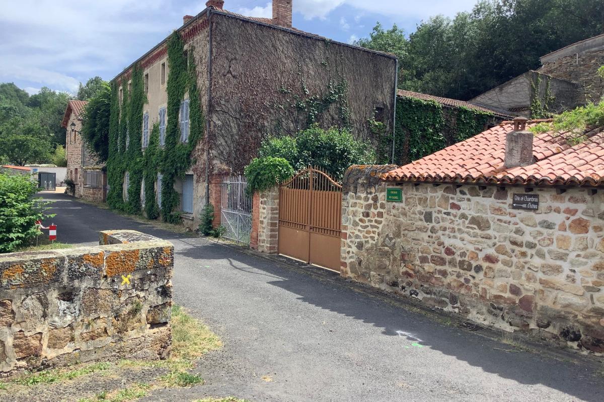 Chemin du Closel - Location de vacances - Saint-Gervazy