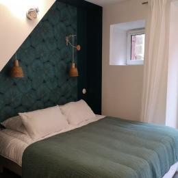 Le lit en 160 - Location de vacances - Vertaizon