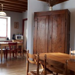 Le Puy-de-Dôme dès votre arrivée à Solagnat - Location de vacances - Orcines