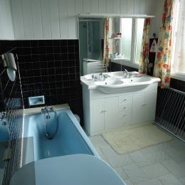 Salle de bain - Location de vacances - Orléat