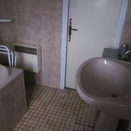 salle de bain - Location de vacances - Vernet-la-Varenne
