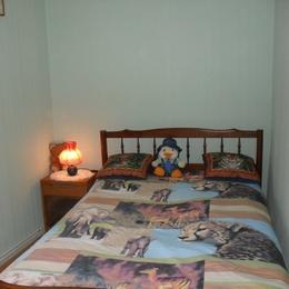 La chambre d'enfants - Location de vacances - Sermentizon