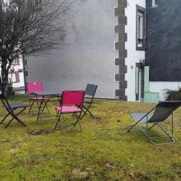 Pièce à vivre - Location de vacances - Mont-Dore