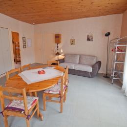 accueil - Appartement situé en résidence au Mont Dore station thermale et ski (Auvergne) - Location de vacances - Mont-Dore