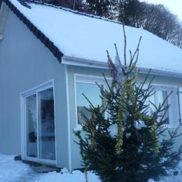 Chalet situé sur les hauteurs de La Bourboule, station thermale (Auvergne) - Location de vacances - La Bourboule