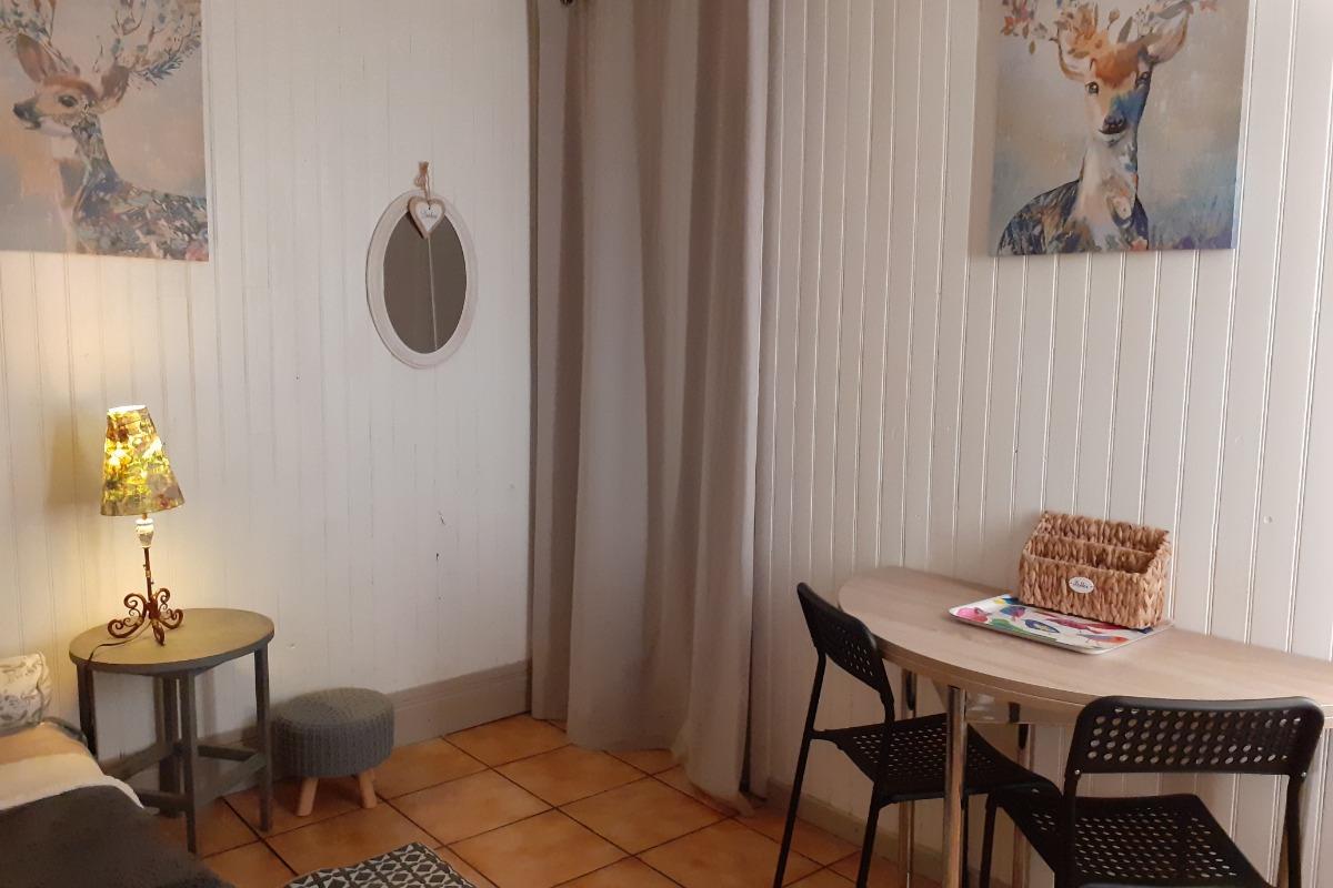 salon photo 2 - Location de vacances - Orléat