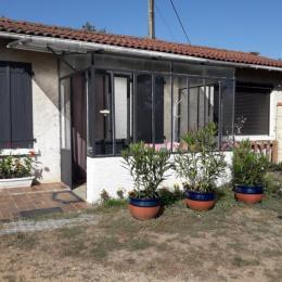 Petite maison 3 personnes Nid Douillet - Location de vacances - Orléat