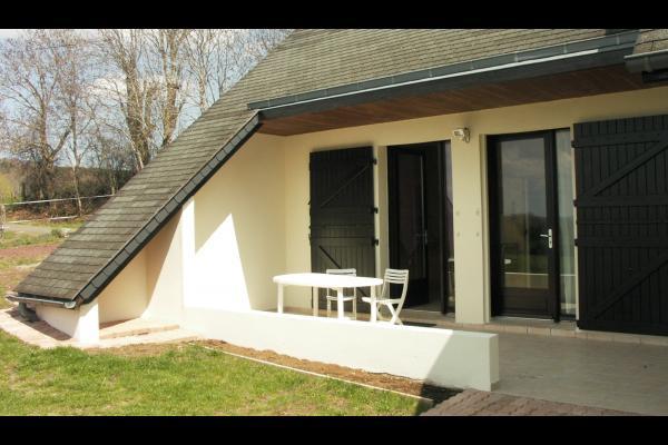 Près Vulcania, au coeur des volcans d'Auvergne, studio à louer pour 2 personnes - Location de vacances - Nébouzat