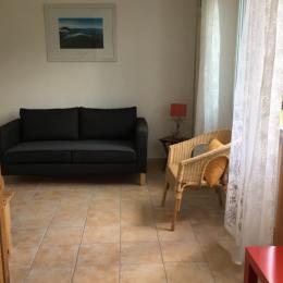 salon - Location de vacances - Murol