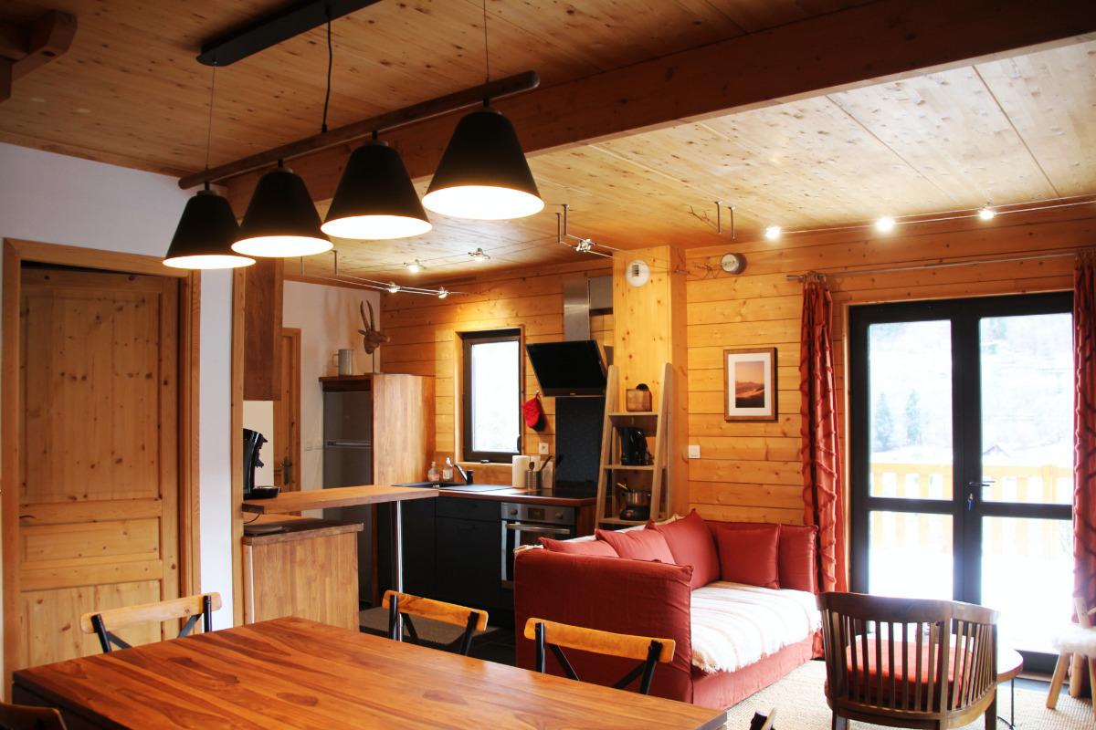CHALET HIVER  2015 - Location de vacances - Mont-Dore