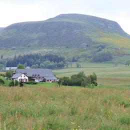 autour du gîte en juin - Location de vacances - Chambon-sur-Lac