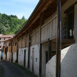 Vue extérieure - Location de vacances - Châteldon