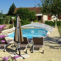 détente et baignade - Location de vacances - Courpière