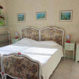 Chambre - Location de vacances - Urrugne