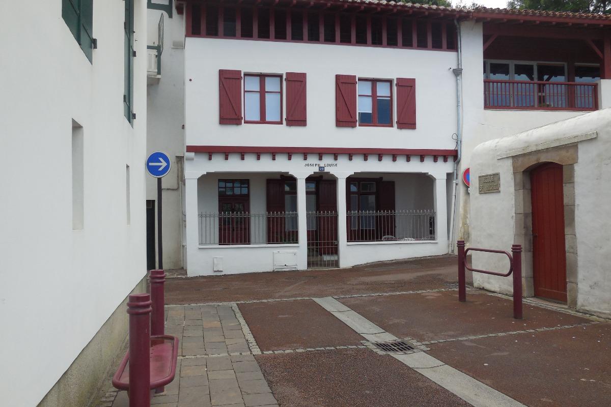 Passage René Choquet - Location de vacances - Ciboure