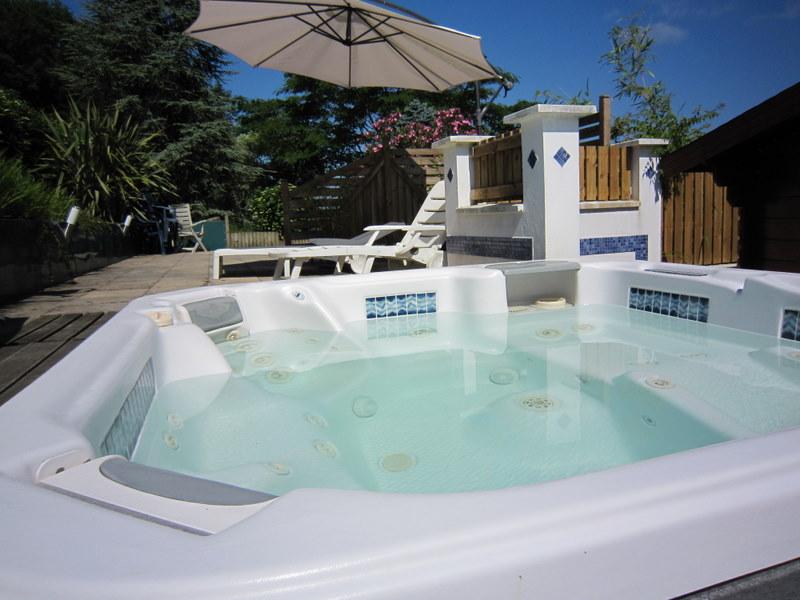 Appartement Pays Basque - jacuzzi extérieur chauffé - Location de vacances - Lahonce