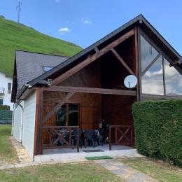 Location d'un chalet de vacances dans les Pyrénées, proche de l'Espagne - Location de vacances - Osse-en-Aspe
