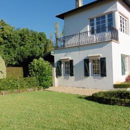 Maison Pelot_Urt_façade - Location de vacances - Urt