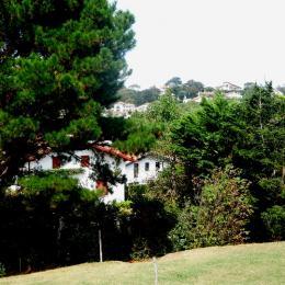 Vue vers Guéthary - Location de vacances - Saint-Jean-de-Luz