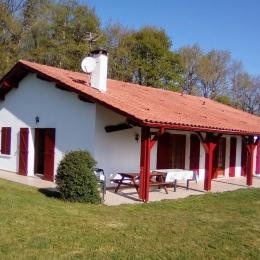 La maison - Location de vacances - Hasparren