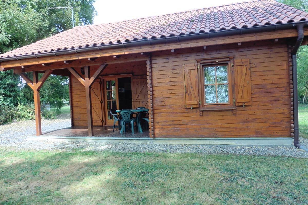- Location de vacances - Castagnède