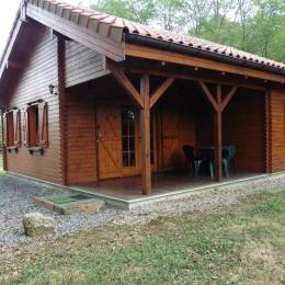 chalet Castagnède - Location de vacances - Castagnède
