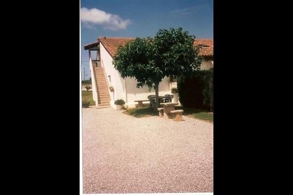 entrée du gîte - Location de vacances - Saint-Pée-sur-Nivelle