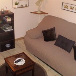 chambre à 2 lits - Location de vacances - Saint-Pée-sur-Nivelle