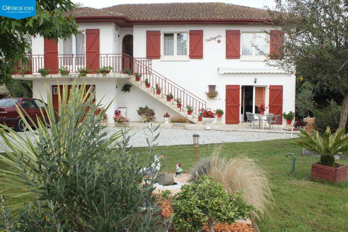 Villa Maithagarria - Location de vacances - Aïcirits-Camou-Suhast