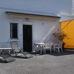 jardin-terrasse - Location de vacances - Anglet