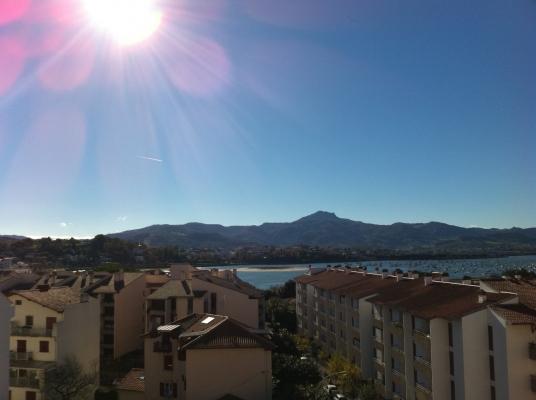 Appartement à Hendaye Plage (côte basque) - Location de vacances - Hendaye