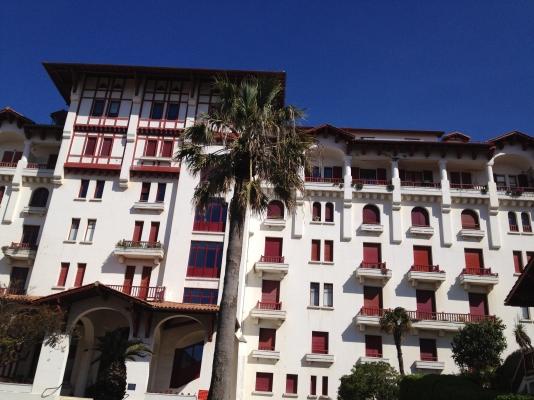 Appartement en résidence à Hendaye Plage (Côte Basque) - Location de vacances - Hendaye