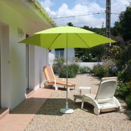 Plein sud pour un bain de soleil - Location de vacances - Anglet