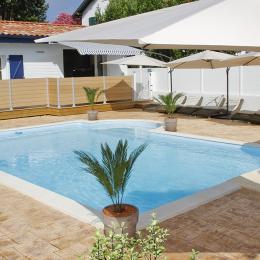 Villa Hendaye 300m plage Côte Basque location vacances avec piscine - Location de vacances - Hendaye