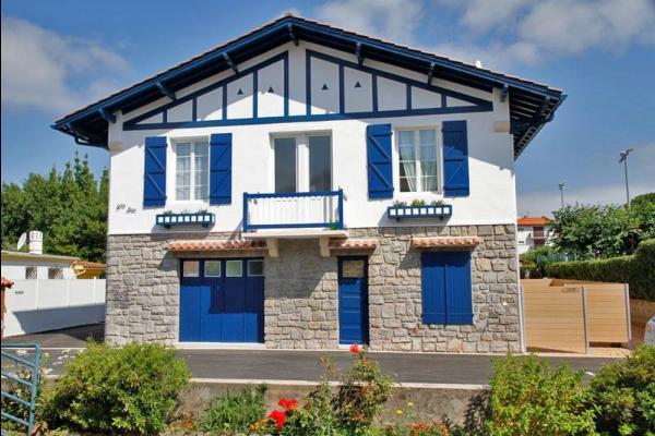 Vlla Guré Loria location vacances appartements Hendaye Plage - Côte Basque - Location de vacances - Hendaye