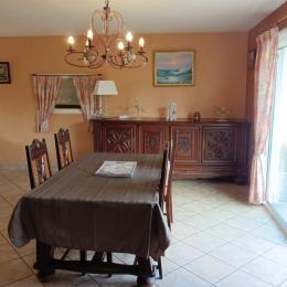 salle manger - Location de vacances - Arette