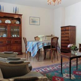 Résidence Artois_Pau_salon - Location de vacances - Pau