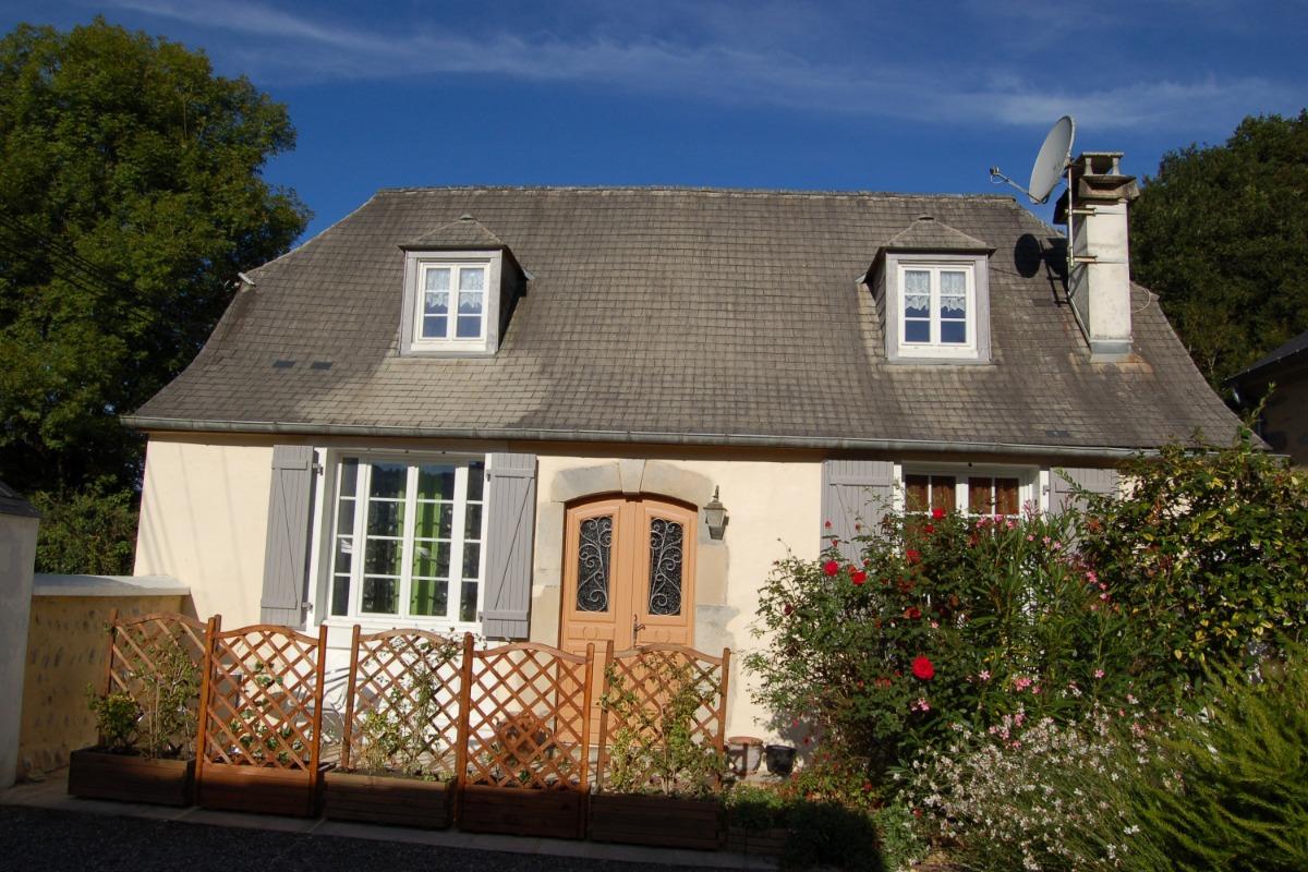 Accueil - Location de vacances - Montaut