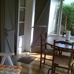 la loggia - Location de vacances - Montaut