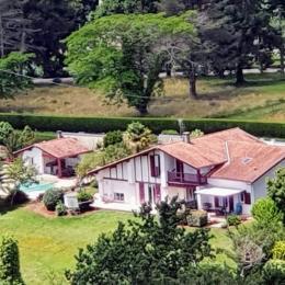 Photo Aérienne Mendi-Bixta - Location de vacances - Cambo-les-Bains