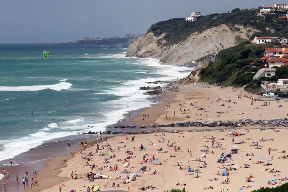 La plage à moins de 100 mètres - Location de vacances - Bidart