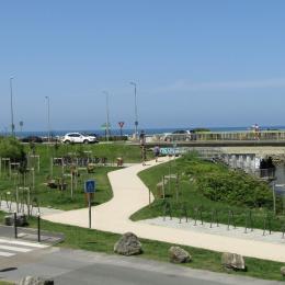 Vue de la terrasse - Location de vacances - Bidart