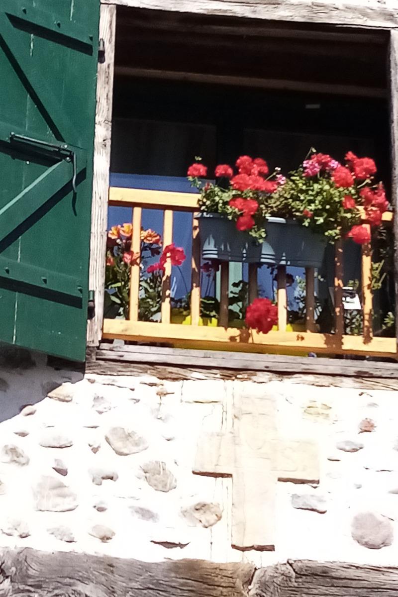 Gîte de la petite pierre_Féas_salon - Location de vacances - Féas