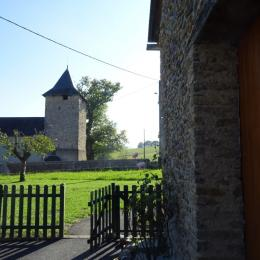 Gîte de la petite pierre_Féas - Location de vacances - Féas