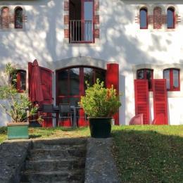gite-le-pigeonnier-des-arbailles-pays-basque - Location de vacances - Mauléon-Licharre