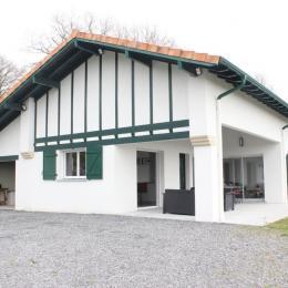Maison Txantxangorri - Location de vacances - Briscous