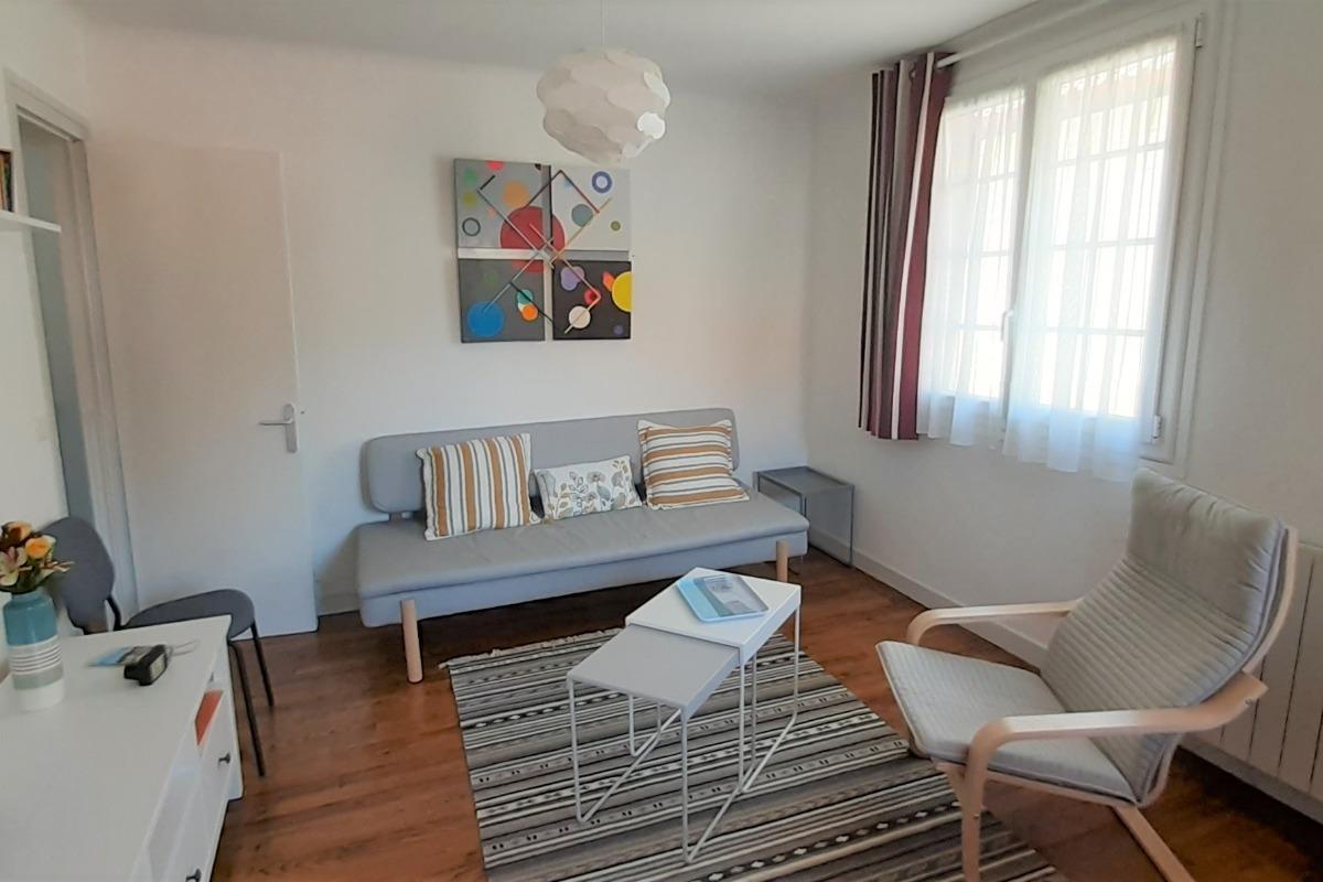 Appartement Le Marteroy_Ciboure - Location de vacances - Ciboure