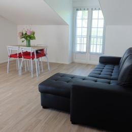 Appartement Itxassou_salon - Location de vacances - Itxassou