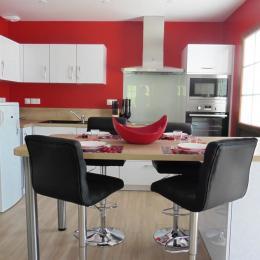 Appartement Itxassou_cuisine - Location de vacances - Itxassou