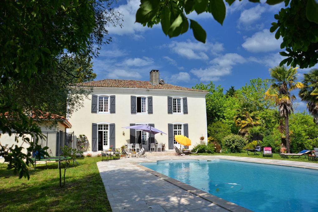 Maison Matachot@Negri - Chambre d'hôtes - Orthez